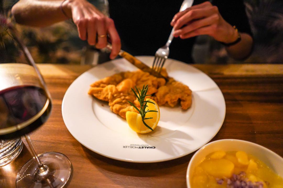 Chalet Moeller Wien - moderne österreichische Küche im ...
